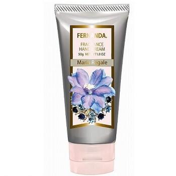『フェルナンダ フレグランスハンドクリーム マリアリゲル』上品でウォータリー香り