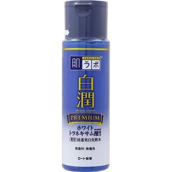 第5位:『肌ラボ 白潤プレミアム 薬用浸透美白化粧水』肌ラボ史上最高美白