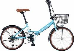 フォルクスワーゲン 折りたたみ自転車 20インチ